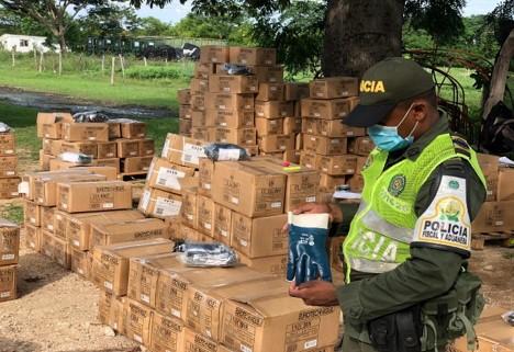 hoyennoticia.com, Contrabando por $49 millones en guantes industriales se incautó la Polfa