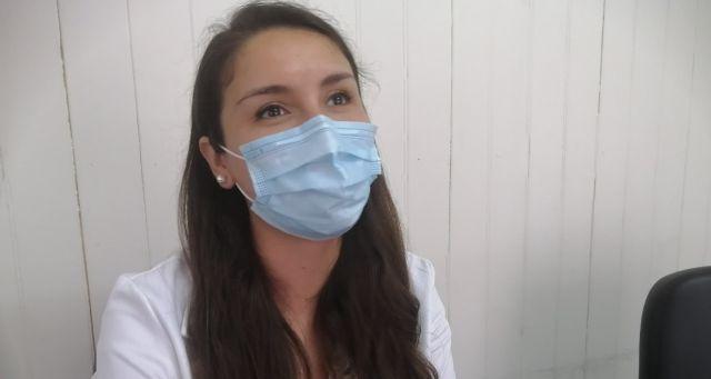 Dra. Carolina Barahona