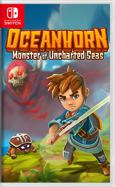 Oceanhorn Monster of Uncharted Seas NSP Switch