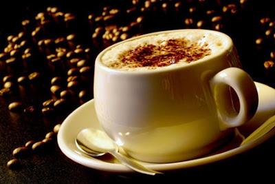 طريقة عمل وتحضير قهوة اللوز