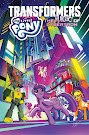 My Little Pony The Magic of Cybertron Paperback #1 Comic