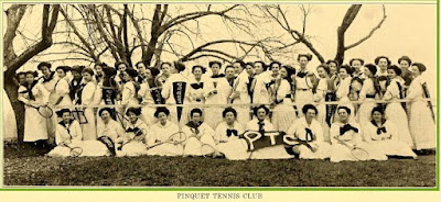Pinquet Tennis Club 1911 https://jollettetc.blogspot.com