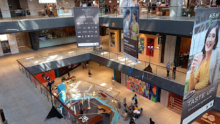 Ashta District 8, Mall Mewah Jakarta Dengan Konsep Tak Biasa - Kaum Rebahan ID