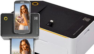 Kodak Mobile Photo Printer - Wireless Instant Picture-Printing Dock