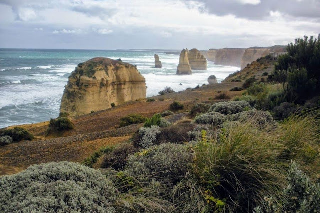 Adelaide to Melbourne Road Trip: The Twelve Apostles on the Great Ocean Road