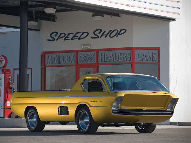 Dodge Pickup Deora