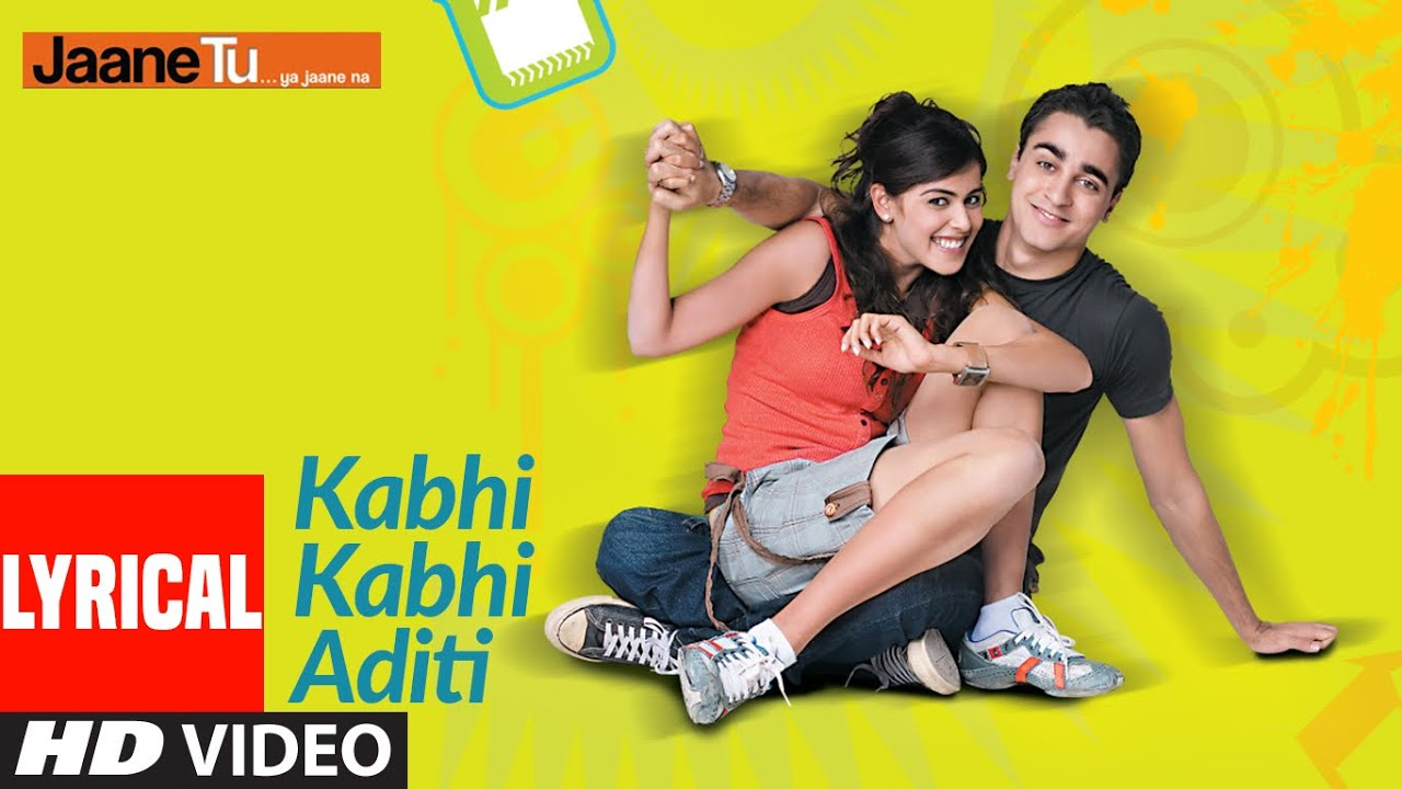 Kabhi Kabhi Aditi Lyrics in Hindi