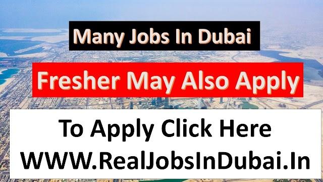 Jobs In Dubai  UAE 2021