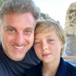filho do apresentador Luciano Huck é operado e passa bem após acidente