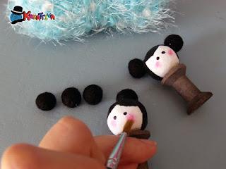 come creare delle guance alle bambole