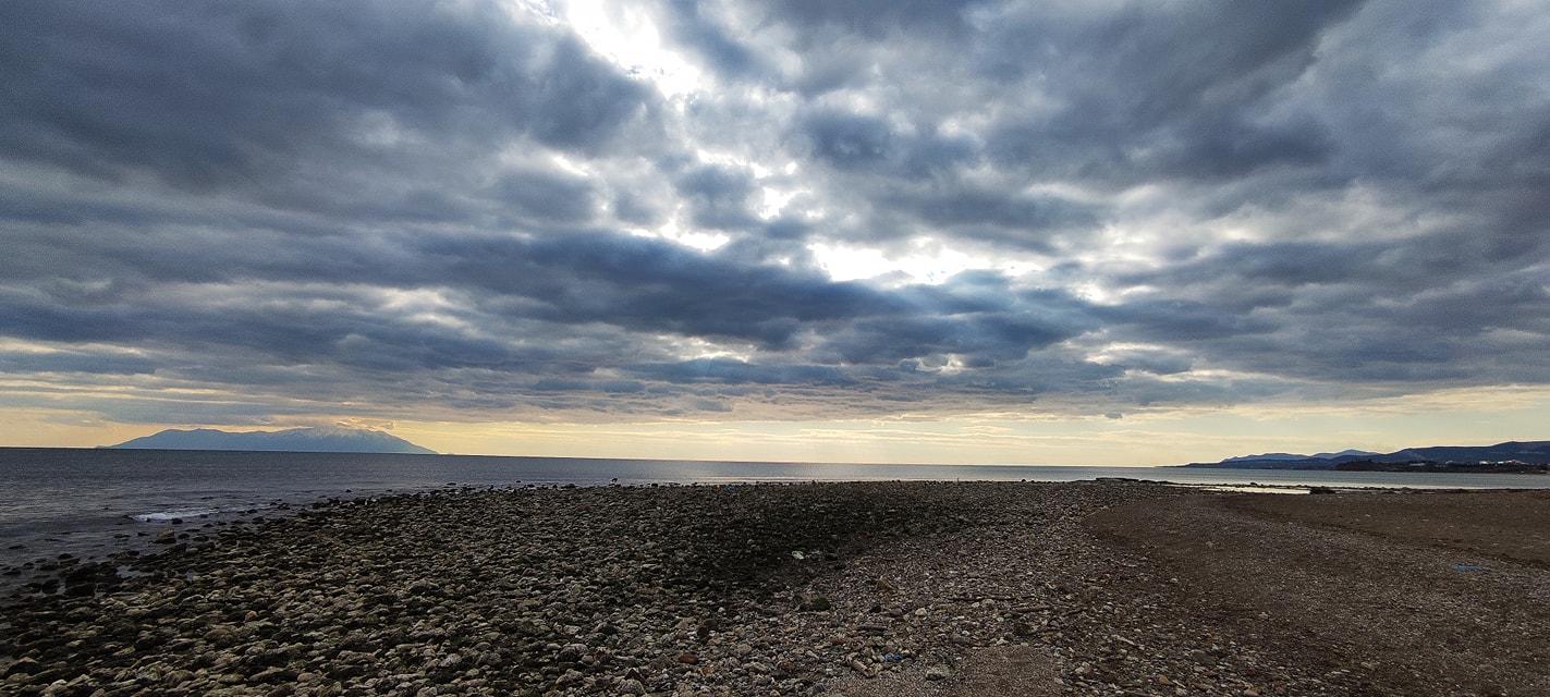 Θράκη: Πού οφείλεται η υποχώρηση της στάθμης της θάλασσας