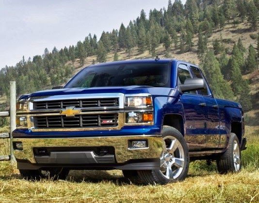 2014 chevrolet silverado full size pickup truck review autos post. Black Bedroom Furniture Sets. Home Design Ideas