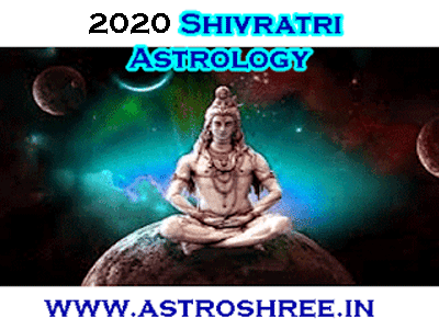 2020 Shivratri Astrology, Significacne and power of Shiv-ratri, what to do as per zodiac signs or raashi, Planetary positions on the night of shivratri.