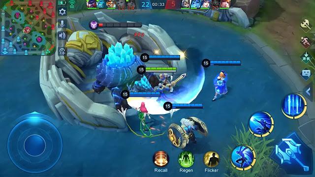 لعبة Mobile Legends: Bang Bang