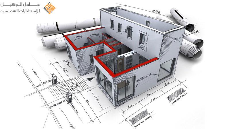 التصميم الانشائي للمباني