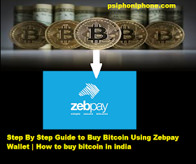 How to Buy Bitcoins in India Step by Step guide Zebpay app