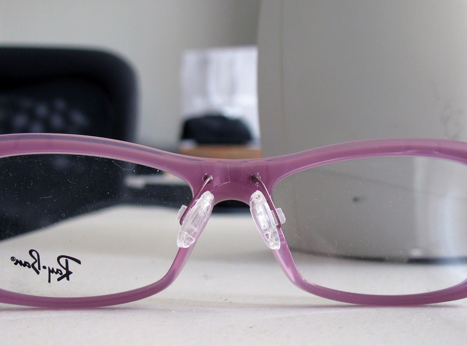 Can You Put Nose Pads On Plastic Frames - Page 3 - Frame Design ...