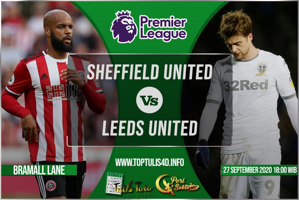 Prediksi Sheffield United vs Leeds United 27 September 2020