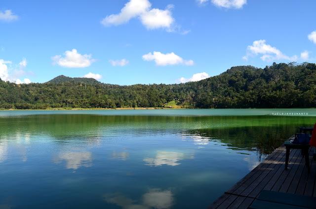 Cafe D'Linow Danau Linow, Tomohon, Sulawesi Utara +jelajahsuwanto