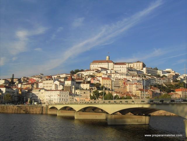 Visitar Coimbra en el norte de Portugal