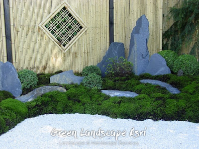 Konsep Taman Jepang (Zen Garden)