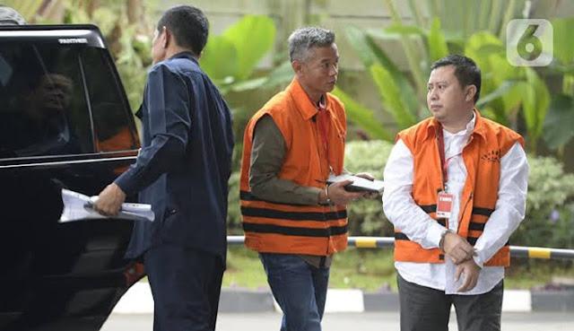 Wahyu Akui Terima 15 Ribu Dolar Singapura dari Kader PDIP