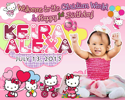 Free Editable Birthday Tarpaulin Template in PSD format ...