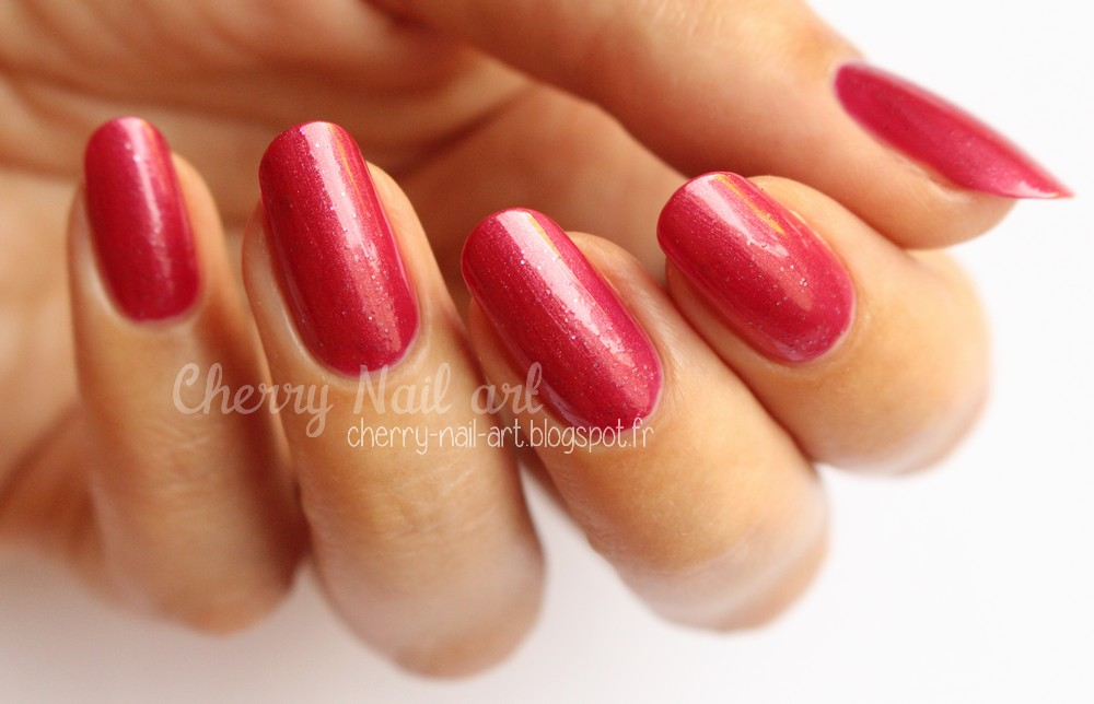 vernis Madam glam Love me tender