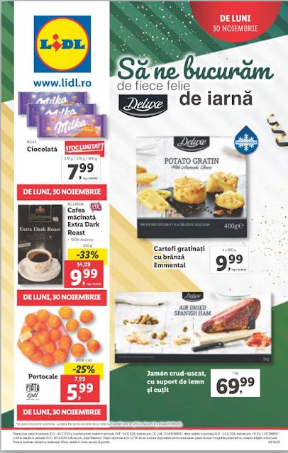 LIDL catalog brosura  30.11 - 06.12 2020