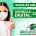 BATAGUASSU| Pré-matrículas escolares para novos estudantes da Reme já podem ser realizadas via internet no Município