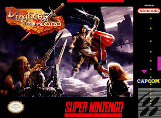 Knights of the Round (BR) [ SNES ]