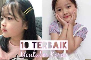 10 Youtuber Korea Terbaik dan bagaimana Youtuber dari Korea menghasilkan uang