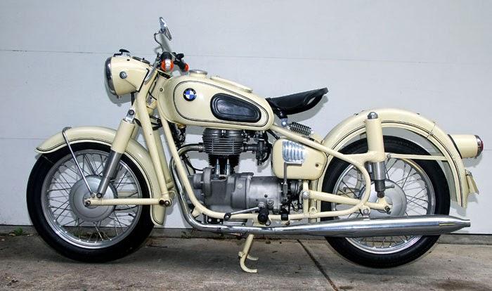 Dijual motor bmw klasik #3