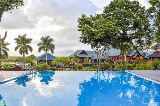 Serenity Inle Resort, lago Inle