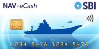 NAV-eCash Card