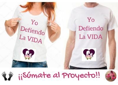 Súmate al Proyecto Vida, ¡¡contamos contigo!!