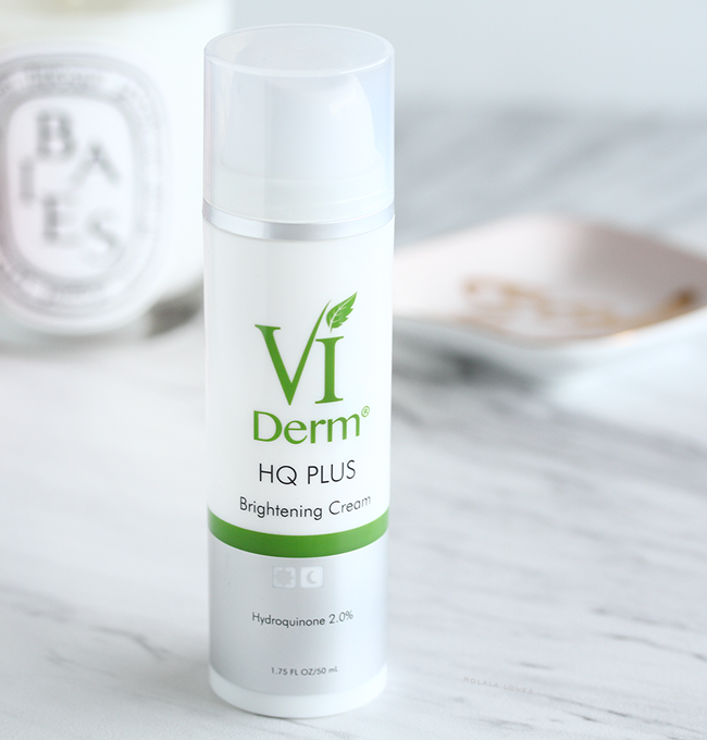 VI Derm, VI Derm Review, VI Derm HQ Plus Review, Skin Brightening Skincare