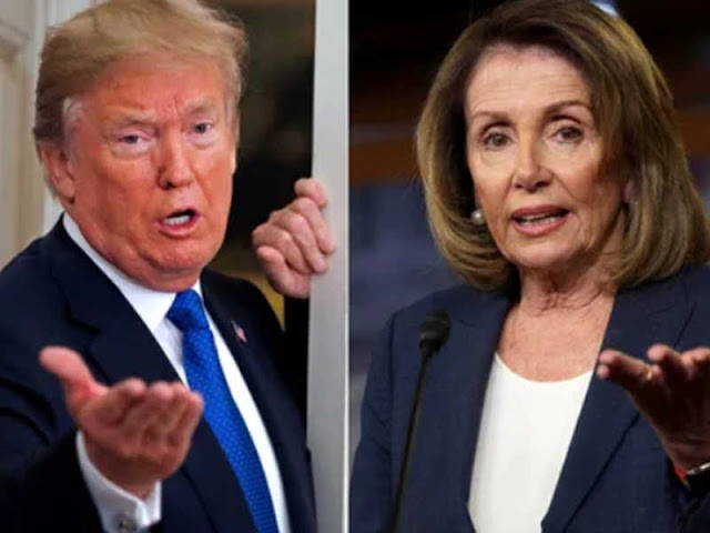 Donald Trump Cancels Pelosi-led Trip to Afghanistan, Brussels