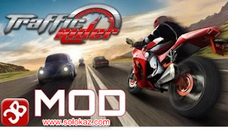 Traffic Rider v1.2 Mod Apk Terbaru Gratis Download