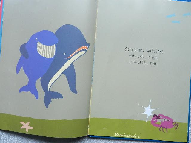 Les sciences naturelles de Tatsu Nagata : La baleine (Présentation & Avis)(Chut, les enfants lisent #19)