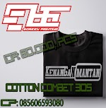 T-shrit Kenangan Mantan