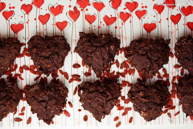 czekoladowe babeczki w zdrowej wersji