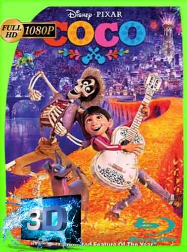Coco 20173D-SBSHD [1080p] Latino [GoogleDrive] SilvestreHD