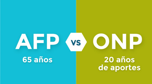 ¿AFP o ONP? ¿Como hacer el cambio?