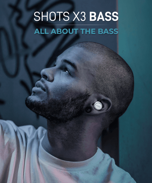 a759cbfe7b5 Today we discuss about the New gonoise SHOTS X3 BASS bluBlueto 5.0 Earbuds  with mic And it's Specifications, features and price in India.