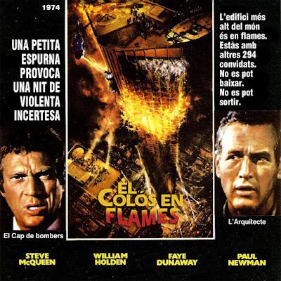 El colós en flames - [1974]