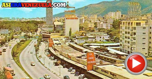 Caracas | La Ciudad de la Eterna Primavera en 1964