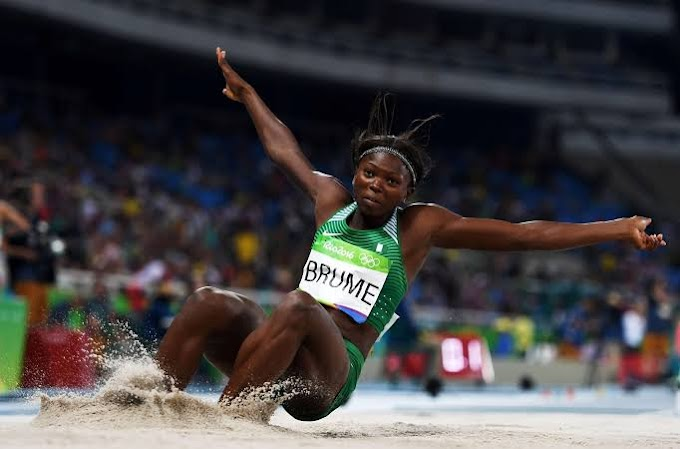 Tokyo Olympics: Ese Brume Wins First Medal For Nigeria In Long Jump