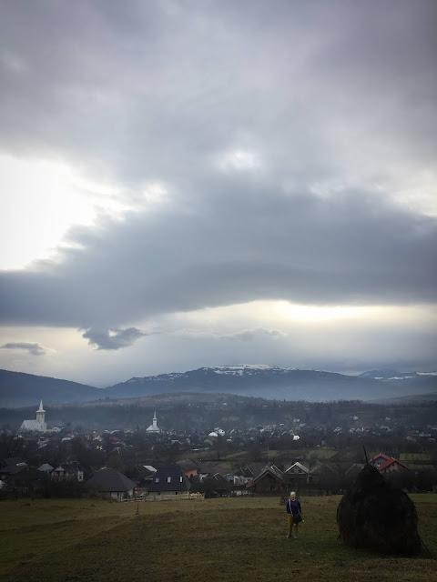 Plimbare pe deal, Bogdan-Voda, Maramures