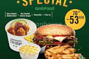 Promo Carl's Jr Special Grabfood